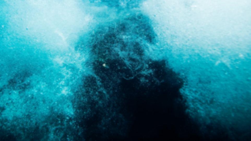 Easter Baptisms Under Water Splash-Blank