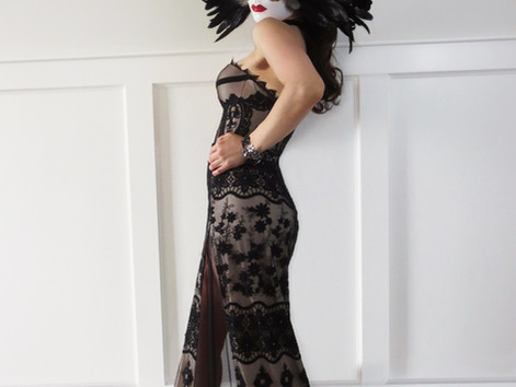 Lace Gown (2)