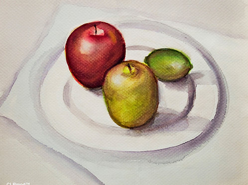 Watercolor Giclee