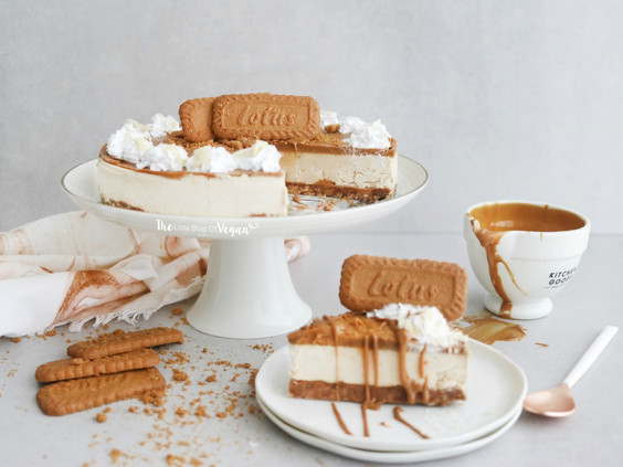 Lotus Biscoff Cheesecake