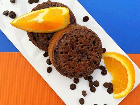New Flavour - Chocolate Orange Crumpet!