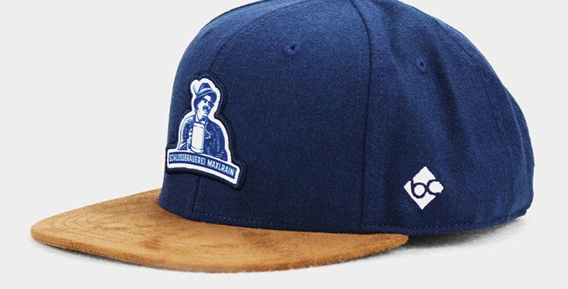 Hochwertiges Cap von BAVARIAN CAPS  mit Maxl-Motiv