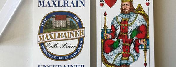 Bayerische Schafkopfkarten