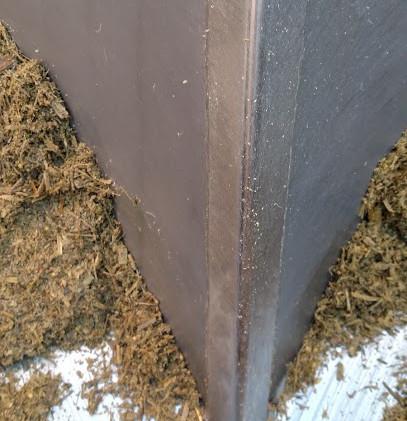 D – baffle edge, 5,018 loads, 125 million lbs. of feed.