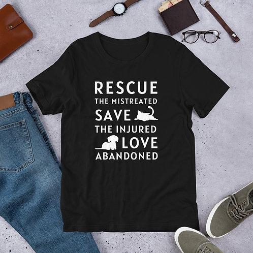 Rescue - Save - Love