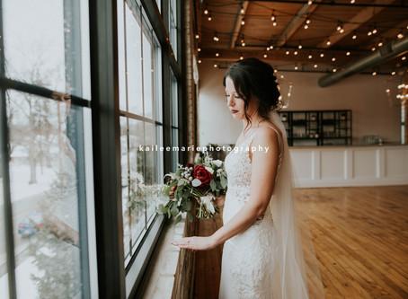 Baker Lofts Wedding - Holland Michigan