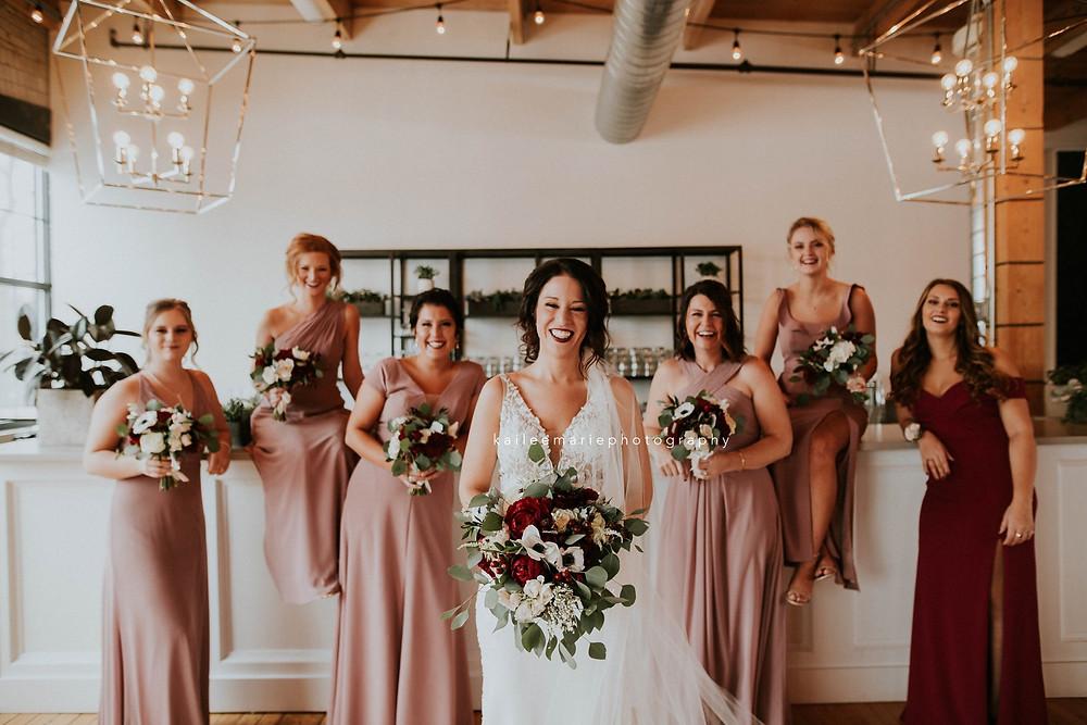 Holland Michigan Wedding Coordinator Baker Lofts Wedding