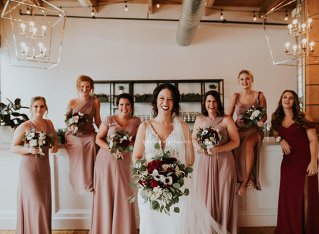 How to solve all your bridal party stress... before it starts