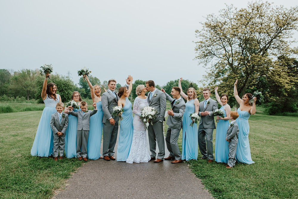 Grand Rapids Michigan Wedding Coordinator