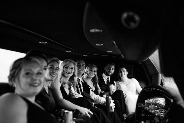 Wedding Limo michigan wedding coordinator