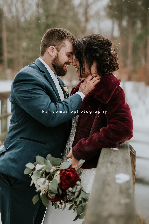 Wedding Coordinator Holland Michigan Baker Lofts Wedding