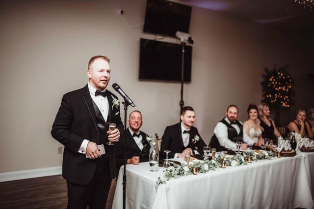 Best Man Speech michigan wedding coordinator