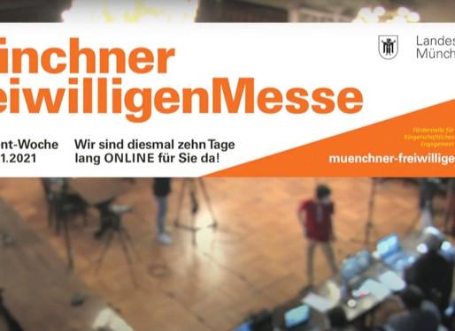 Eröffnung der 15. Münchner Freiwilligen Messe im Rathaus