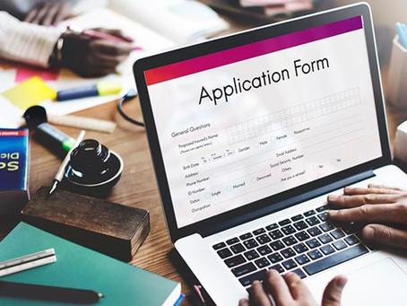 Entenda como funciona os processos de candidatura padronizados