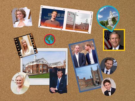 Conheça algumas pessoas famosas que estudaram em Boarding Schools