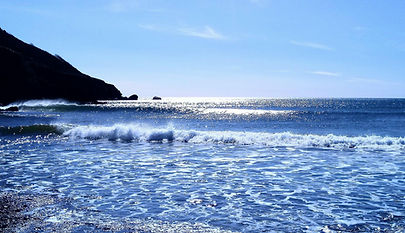 Picture of Hemmick Beach