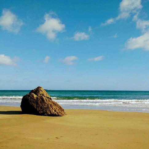 Beautful Gorran Haven beach