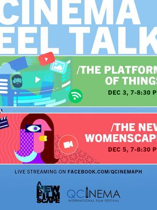 Reel Talk : The New Womenscape