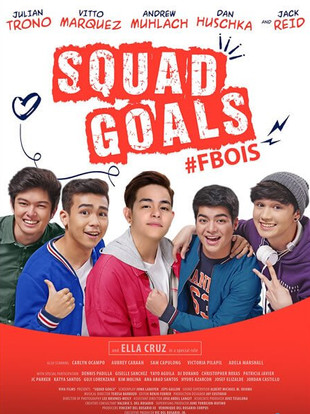 SQUAD GOALS showing on May 9, nationwide.