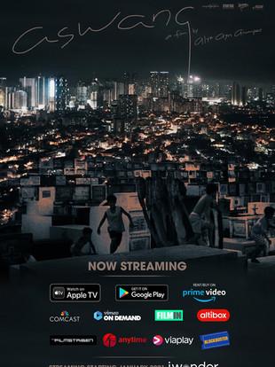 ASWANG, streaming online. Worldwide.