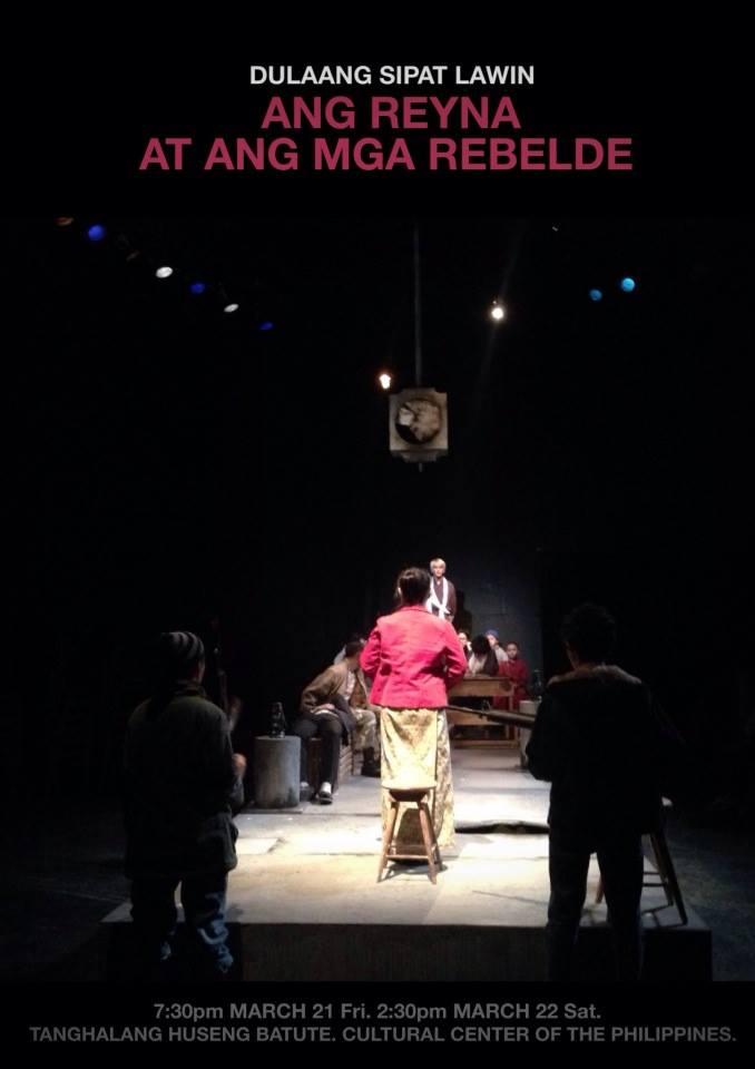 Ang Reyna at Ang Mga Rebelde