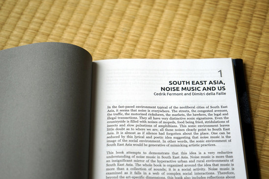 Not Your World Music : Noise in South East Asia