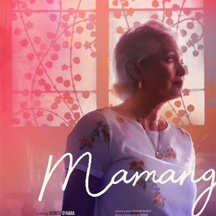 MAMANG at this year's Cinemalaya Film Festival