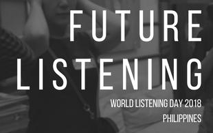 FUTURE LISTENING, an online sound album