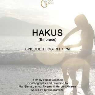HAKUS. A Dance, Film and Music Collaboration