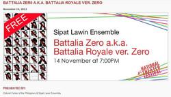 Battalia Zero