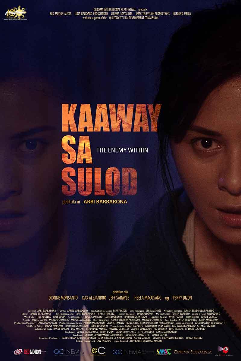 Kaaway Sa Sulod