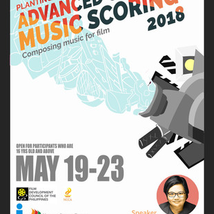 Five-day Masterclass on Film Scoring this May in Davao