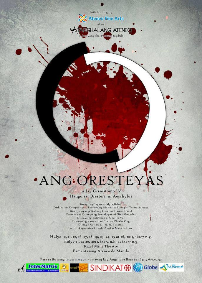 Ang Oresteyas