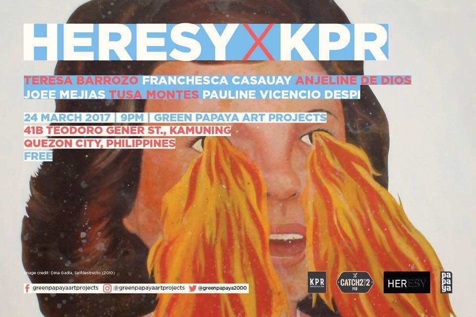 Kamuning Public Radio (KPR) x Heresy