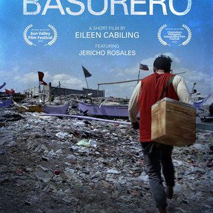 Ph Premiere of BASURERO at Cinemalaya 2020