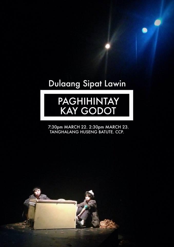 Paghihintay Kay Godot