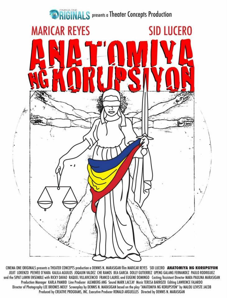 Anatomiya Ng Korupsiyon