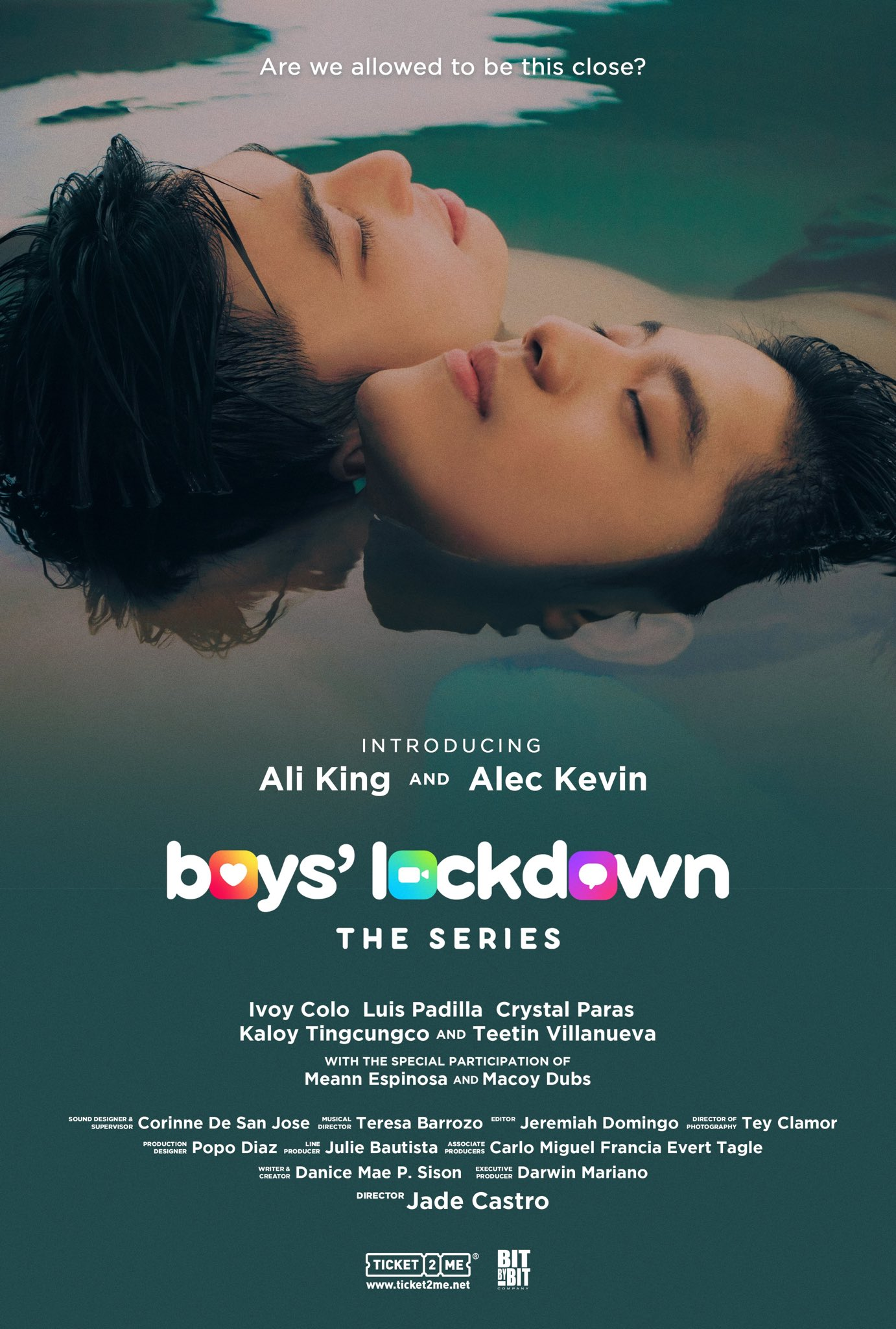 BOYS' LOCKDOWN