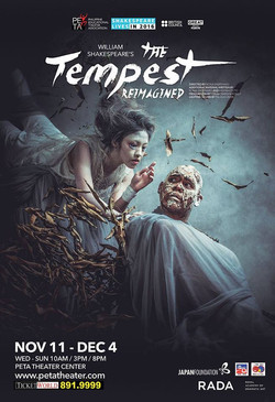 The Tempest Reimagined (2)