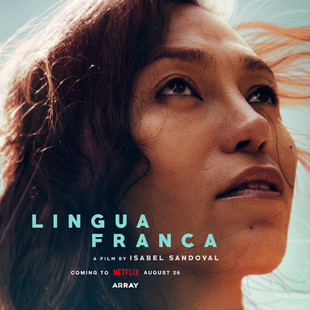 LINGUA FRANCA on NETFLIX this August