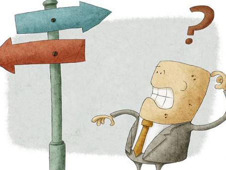 ¿Cómo tomar la mejor decisión en estos tiempos?