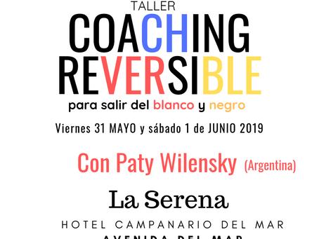 Paty Wilensky en La Serena