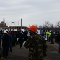 Flint Water March