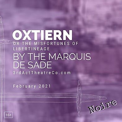 Oxtiern; or the Misfortunes of Libertinage