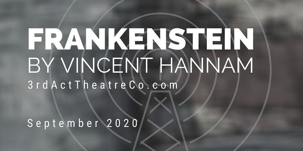 Frankenstein by Vincent Hannam - Online Only