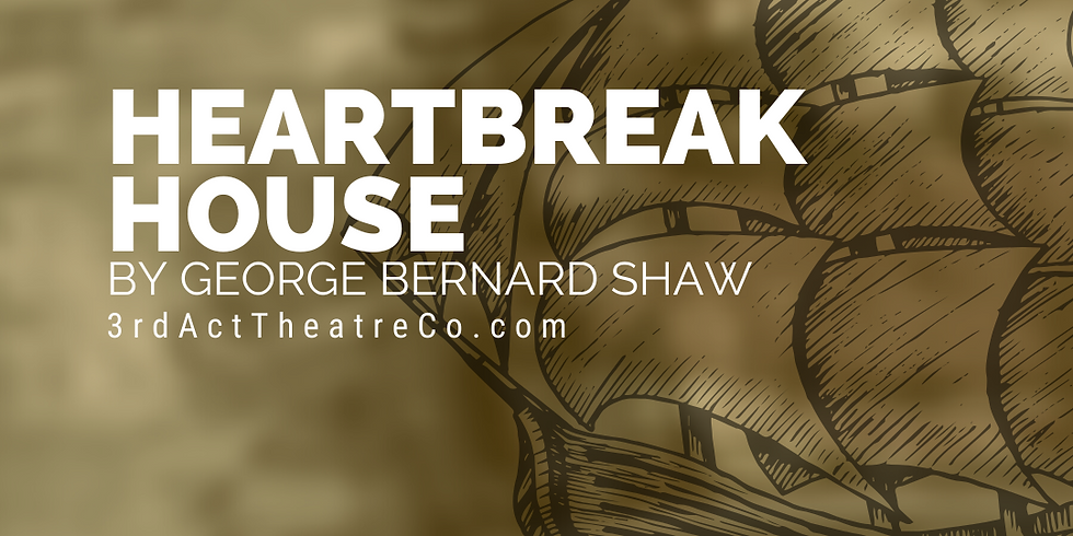 Heartbreak House by George Bernard Shaw - Online Only