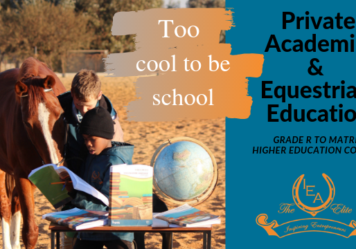 THE IEA ELITE - TO COOL TO BE SCHOOL