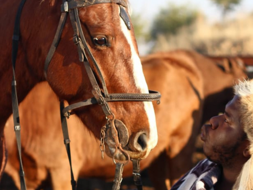 INDIGENOUS HORSE RIDING - NEW YEAR, NEW DISCIPLINE