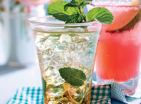 SIP SIP HOORAY: Kentucky Derby Inspired Cocktails