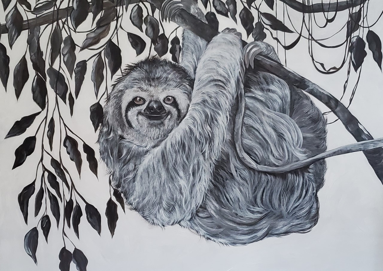 The carefree spirit of the Sloth